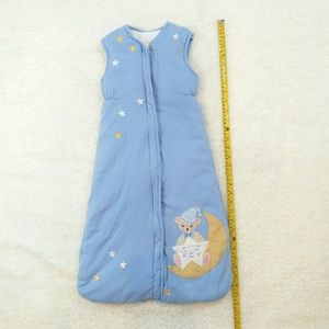 Warm bunting sleeping sack for baby